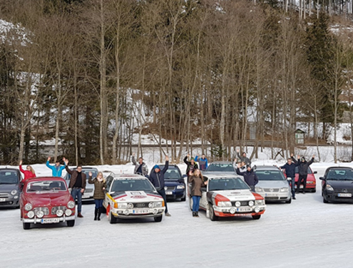 Classic & Sport Cars Winter Event 2020