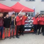 ROOKIE Rallye Team in der HTL Mödling
